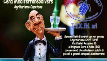 Cena MediterraneoDivers
