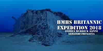 Britannic Expedition 2018
